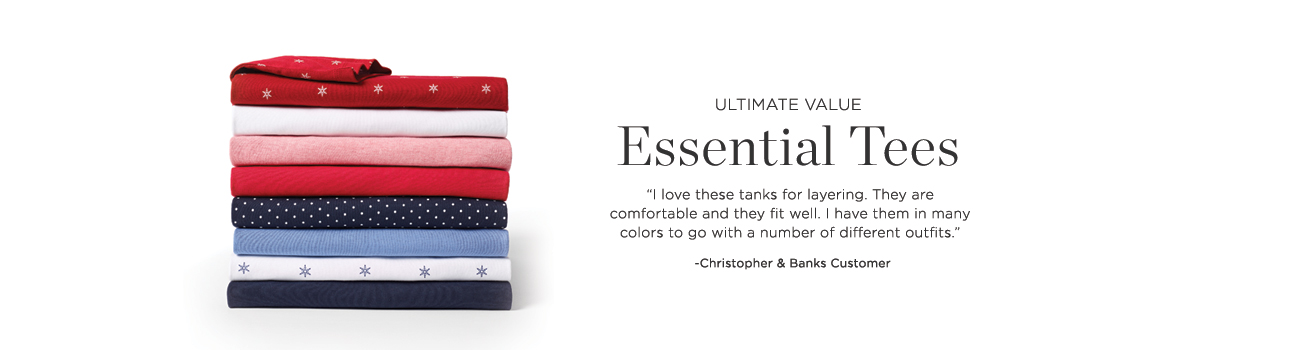 """Christopher & Banks® 