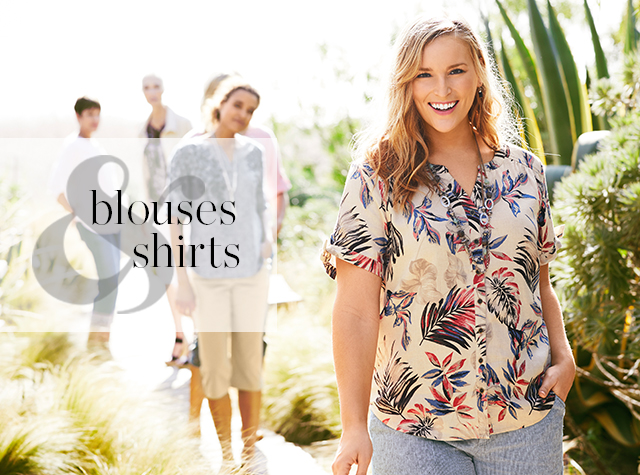 Clothing Category: Blouses and shirts
