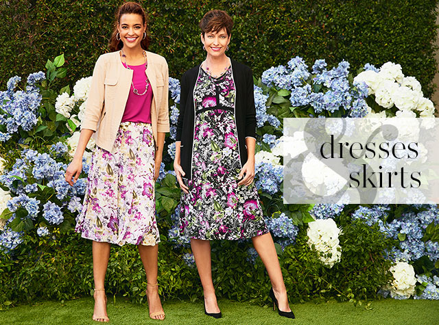 Clothing Category - Dresses and Skirts