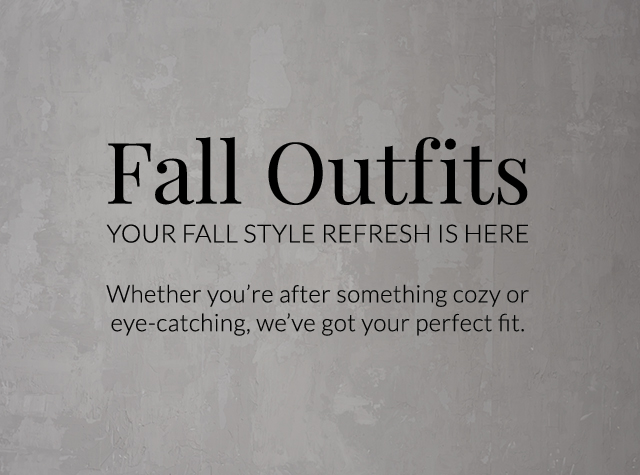 Christopher & Banks® | cj banks® Misses, Petite and Plus Size Women's Clothing Category - Fall Outfits - Your Fall Style Refresh Is Here! Whether you're after something cozy or eye-catching, we've got your perfect fit.