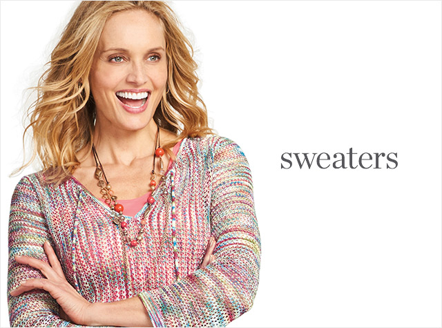 Clothing Category - Sweaters
