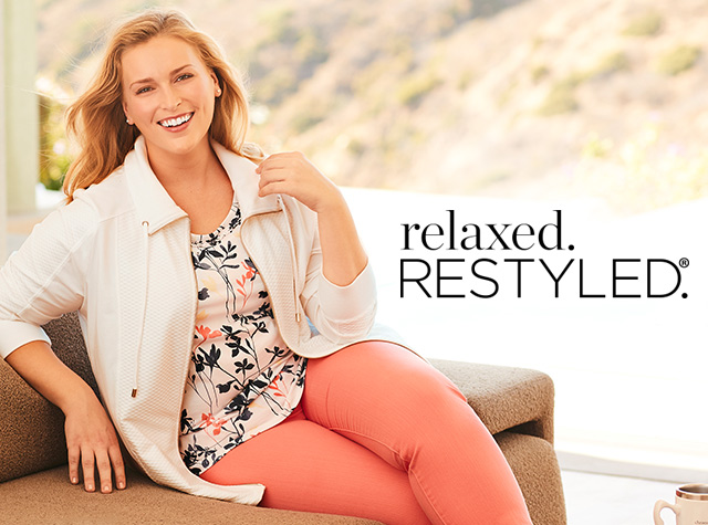 Clothing Category - Relaxed. Restyled®.