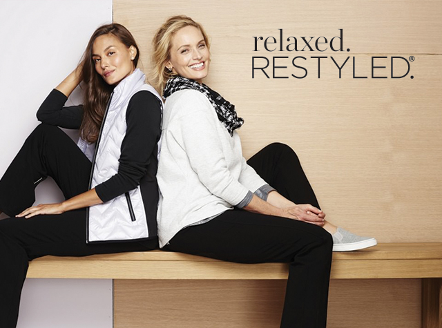 Christopher & Banks® | cj banks® Misses, Petite and Plus Size Women's Clothing Category - Relaxed. Restyled.