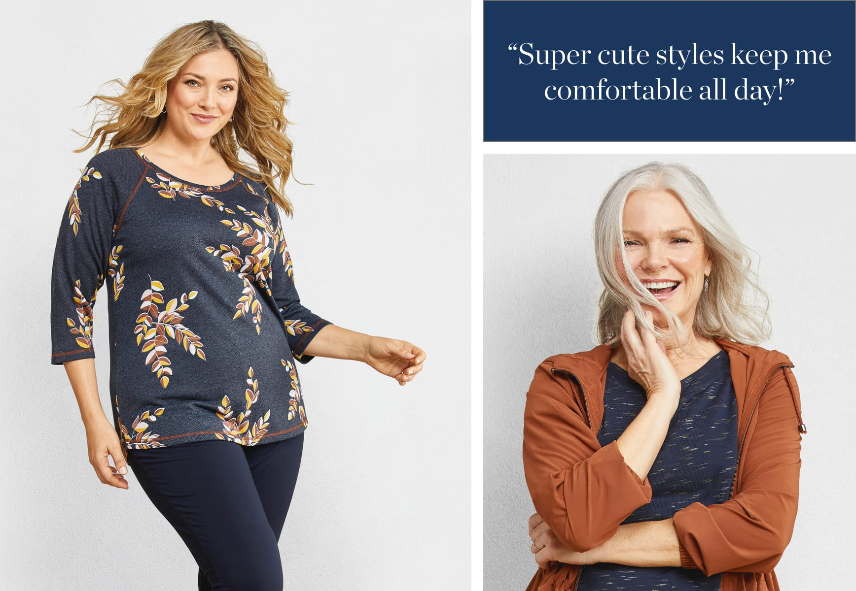 Super Cute Styles Keep Me Comfortable All Day!