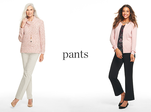 Christopher & Banks® | cj banks® Misses, Petite and Plus Size Women's Clothing Category - Missy | Women Pants