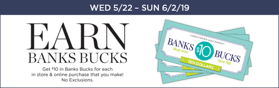 Earn Banks Bucks