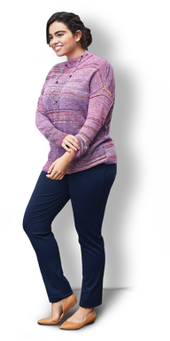 Find Your Fit: Moderately Curvy