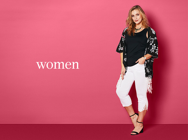 Clothing Category: Women