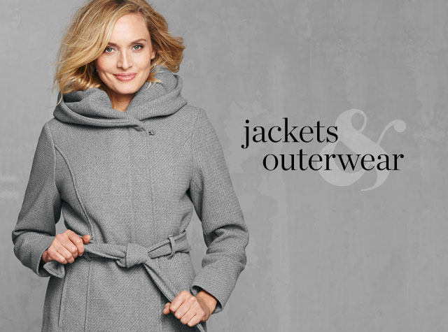 Clothing Category - Jackets & Outerwear