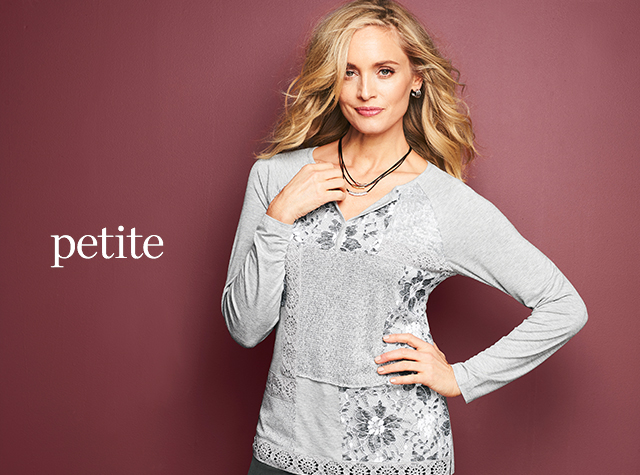Christopher & Banks® | cj banks® Misses, Petite and Plus Size Women's Clothing Category - Petite