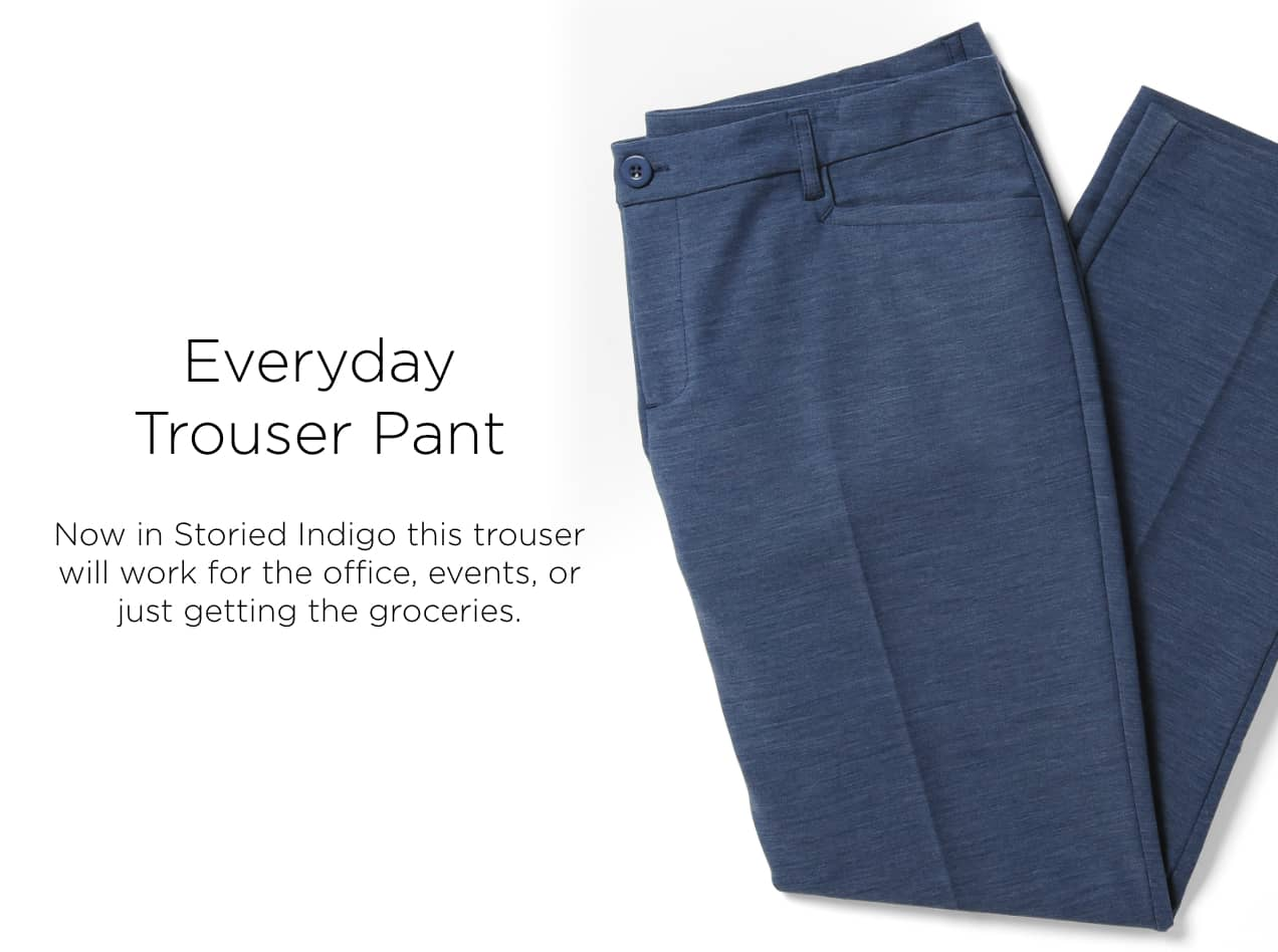 Ways-to-Wear: Everyday Trouser Pant