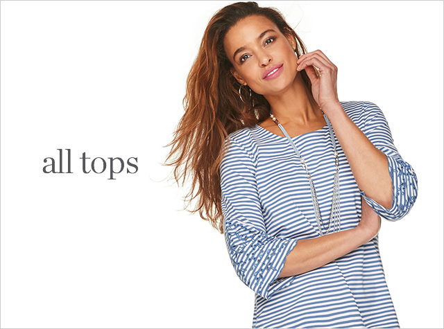 Clothing Category - All Tops