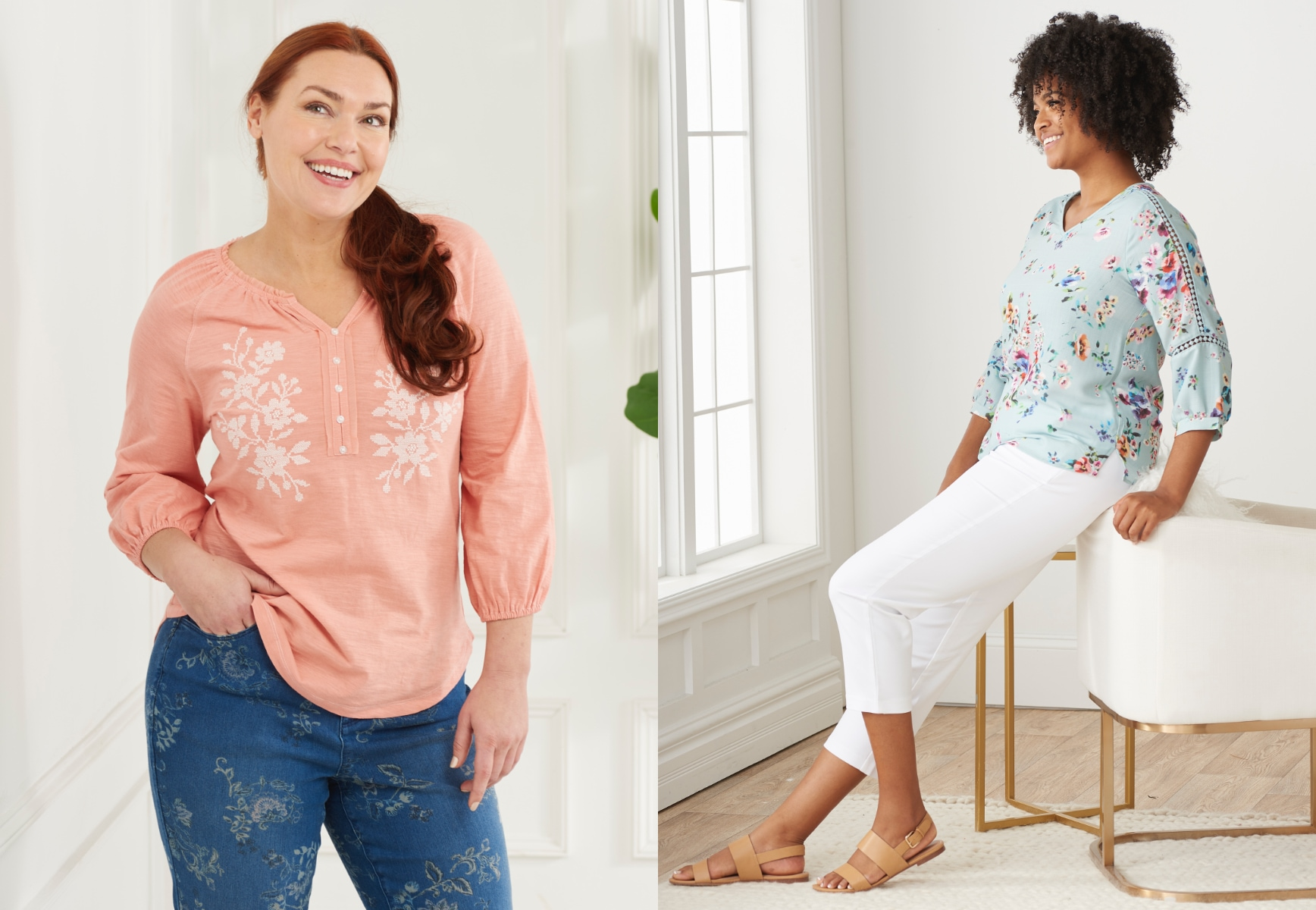 Our fabulous, fresh styles.