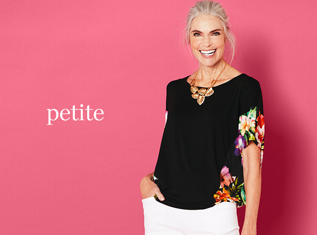 Clothing Category: Petite