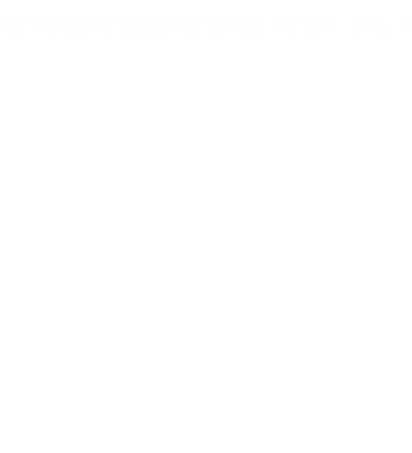 Now Extended Online! Today Only! Friends & Family: Everything* In-Store and Online is 40 — 70% Off plus Free Shipping: Any Order, No Minimum!