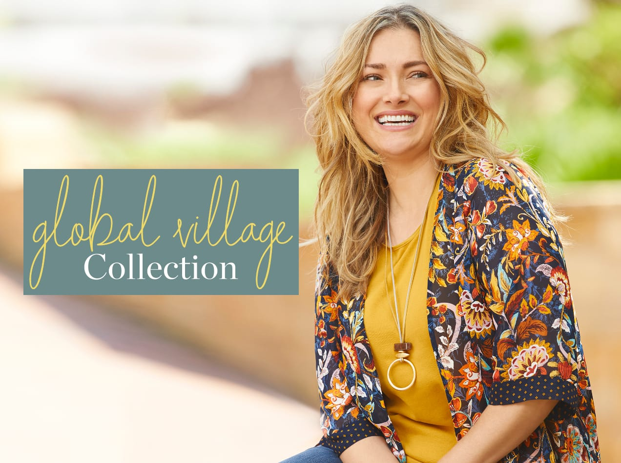 The Global Village Collection.