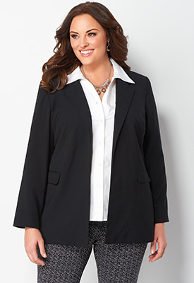 Plus Size Career Clothes