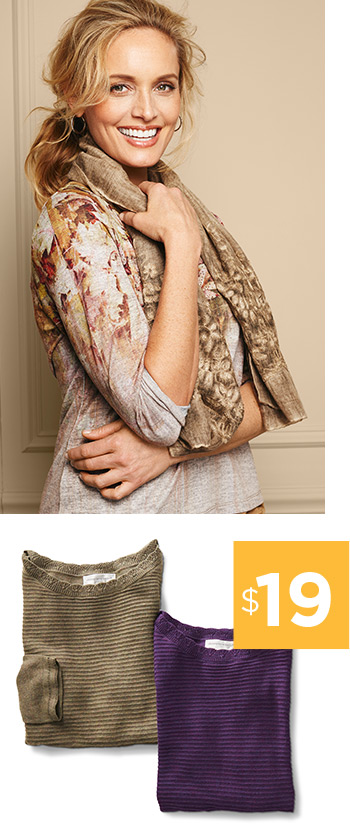 $19 - make room in your closet! from ponchos and vests to denim and jackets...