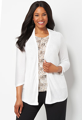 Christopher & Banks® | cj banks® - Women's Long Cardigan Sweaters