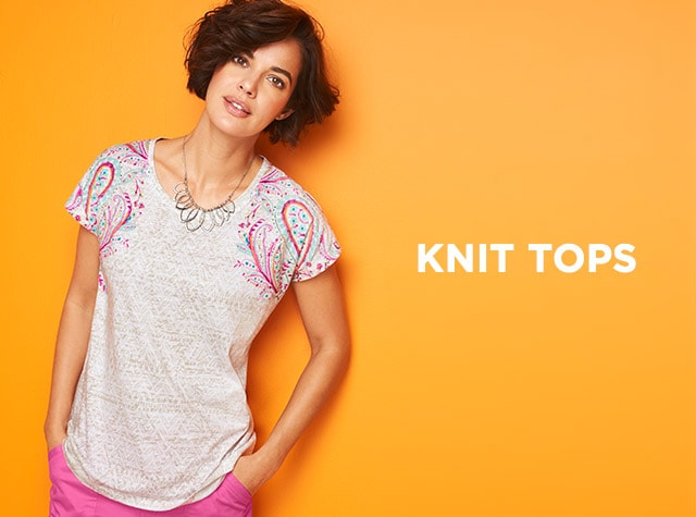 Clothing Category:  Knit Tops