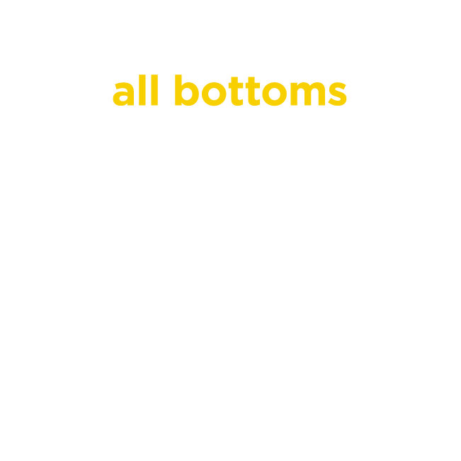 All Bottoms, including jeans, pants, and skirts: Buy One and Get One for just $10!