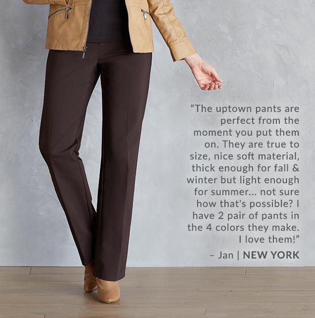 The Uptown Pant