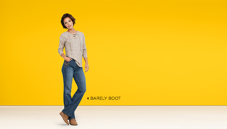 Barely Boot