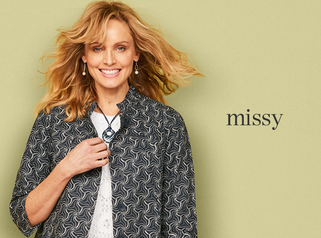 Clothing Category - Missy