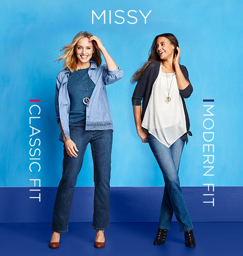 Christopher & Banks | cjbanks Missy, Petite and Women's Apparel Straight Fit