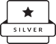 Silver Membership Level icon