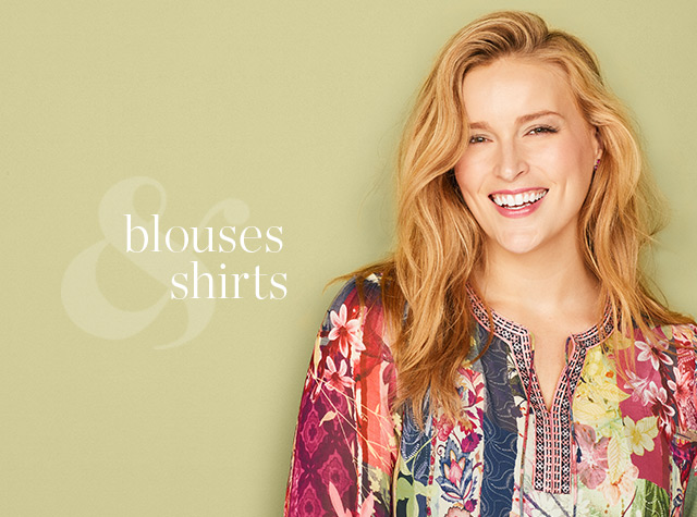 Clothing Category - Blouses & Shirts