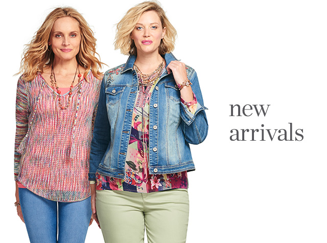 Clothing Category - Missy | Women - New Arrivals