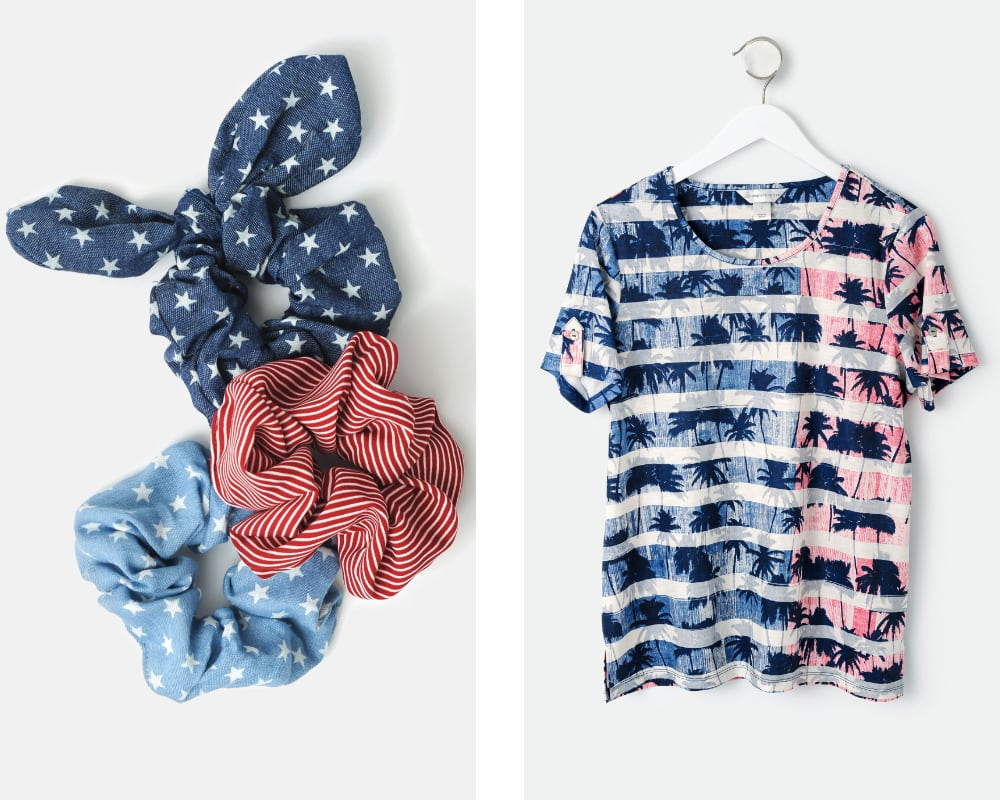 Our Americana Summer Collection.