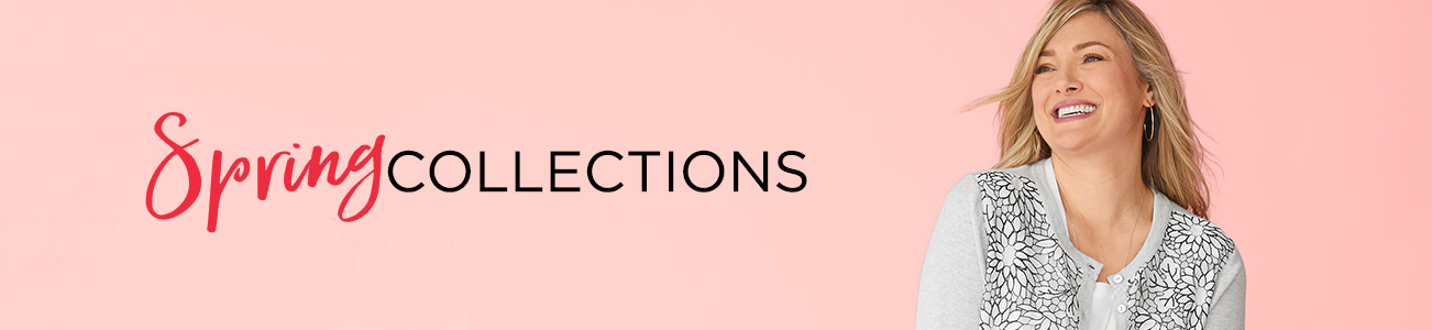 Clothing Category: Spring Collections
