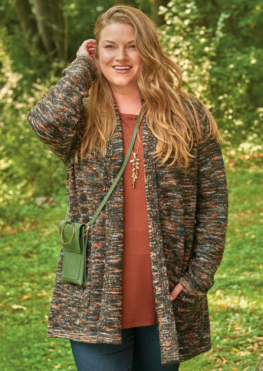 Our Layers Make For Cozy Comfory!