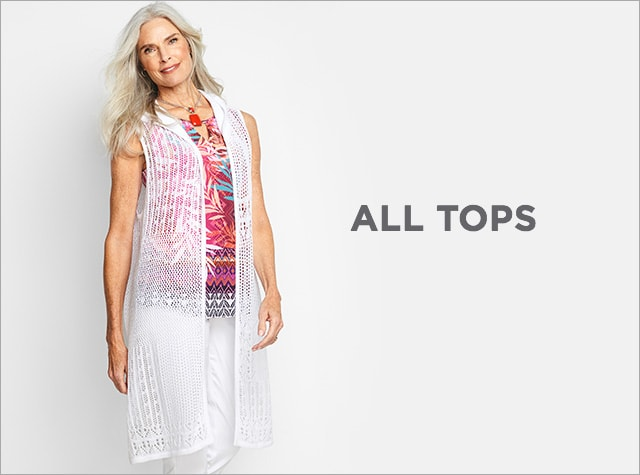 Clothing Category: All Tops
