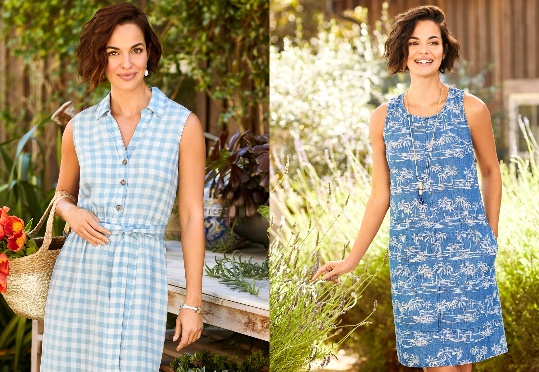 Our Summer Dresses and Styles.