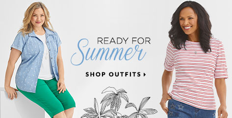 Ready For Summer. Shop Outfits.