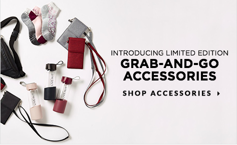 Introducing: Limited Edition Grab-And-Go Accessories! Shop Accessories.