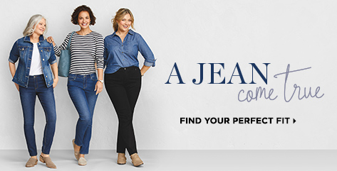 A Jean Come True - Find Your Perfect Fit!