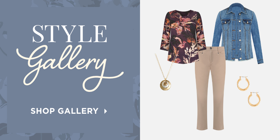 Style Gallery. Shop Gallery.