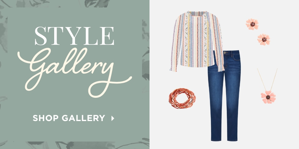 Style Gallery. Shop the Gallery.