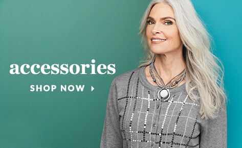 Accessories: Shop Now.