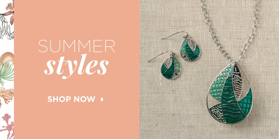 Summer Styles. Shop Now.