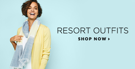 Resort Outfits. Shop Now.